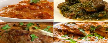 Especialidades Caril / Curry Specialities